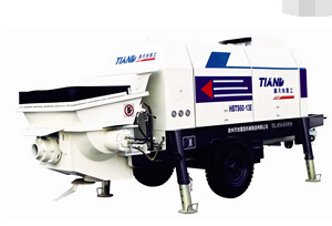 鑫天地重工 HBTS60-13ER 拖泵