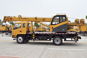 森源重工 SMQ5106JQZ-8吨 起重机