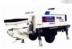 鑫天地重工 HBTS80-16ERI 拖泵