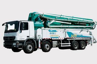 森源重工 SMQ5381THB-50米 泵车