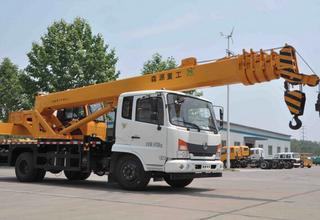 森源重工 SMQ5150JQZ-12吨 起重机
