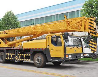 森源重工 SMQ5321JQZ-25吨 起重机