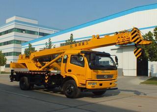 森源重工 SMQ5126JQZ-8吨 起重机