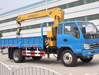 森源重工 SMQ5120JSQ-6.3吨 起重机