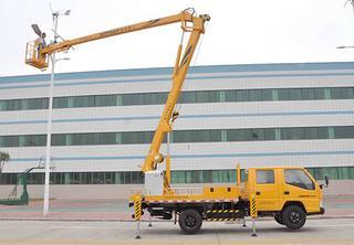 森源重工 SMQ5060JGK-16米 高空作业机械