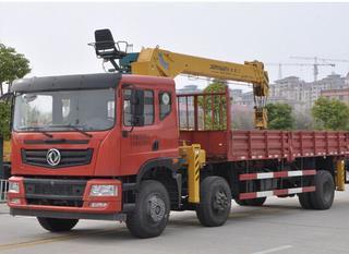 森源重工 SMQ5250JSQ-12吨 起重机