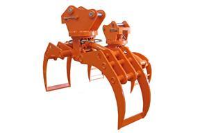 亚工 6-10T 抓木器