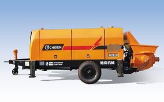 驰森机械 HBT80.16.110S 拖泵