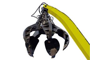 亚工 17-20T 抓钳器