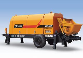 驰森机械 HBT60.1408.87RZ 拖泵