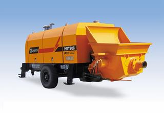 驰森机械 HBT50.9.87R-55S 拖泵