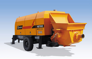 驰森机械 HBT80.22.220S 拖泵
