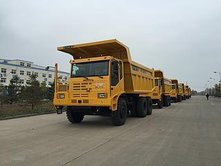 山东蓬翔 PX90AT 非公路自卸车