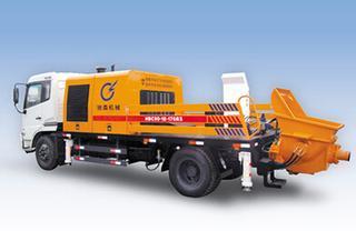 驰森机械 HBC100.14.195RS 车载泵