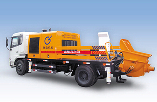 驰森机械 HBC90.14.176RS 车载泵