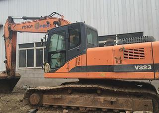 威克诺森 V323 挖掘机