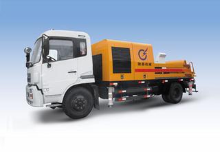 驰森机械 HBC80.18.132S 车载泵
