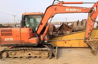 合肥振宇 ZY75 挖掘机