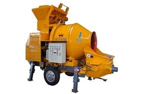 力沃机械 HBT40.08.83RS 拖泵