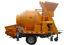 力沃机械 HBTM30.07.37S 拖泵