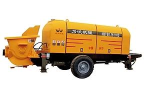 力沃机械 HBT80.16.110S 拖泵