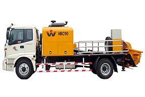 力沃机械 HBC90.13.162RS 车载泵