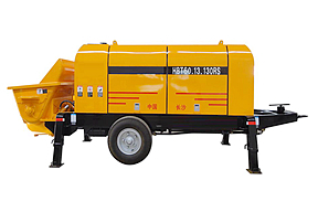 力沃机械 HBT60.13.130RS 拖泵