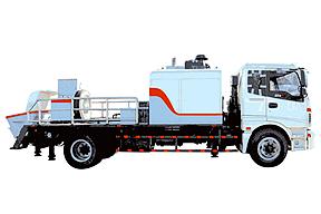 力沃机械 HBC100.16.174RS 车载泵