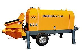 力沃机械 HBT40.07.45S 拖泵
