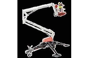 普雷斯特 TL49J拖车式 高空作业机械