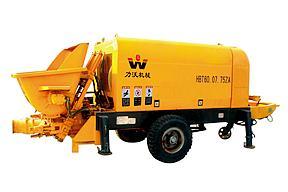 力沃机械 HBT60.07.75ZA 拖泵