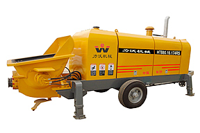 力沃机械 HBT80.16.174RS 拖泵