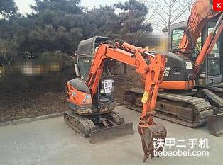 日立ZX15挖掘机