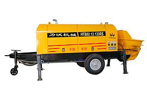 力沃机械 HBT80.13.130RS 拖泵