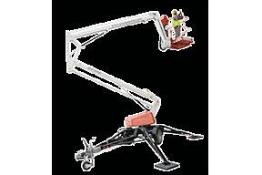 普雷斯特 TL39拖车式 高空作业机械