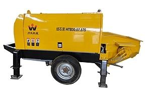 力沃机械 HBT30.07.37S细石 拖泵