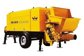 力沃机械 HBT80.08.90ZA 拖泵
