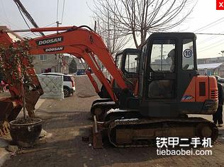 斗山 DH55G-CN10 挖掘機圖片