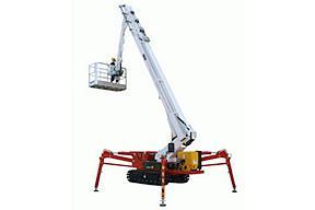 普雷斯特 PR130蜘蛛式 高空作业机械