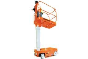 普雷斯特 TM12电动自走桅柱式 高空作业机械