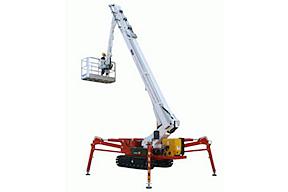 普雷斯特 PR190蜘蛛式 高空作业机械