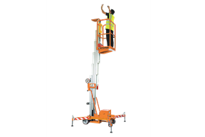 普雷斯特 UL15E个人套筒式 高空作业机械