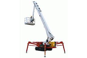 普雷斯特 PR210蜘蛛式 高空作业机械