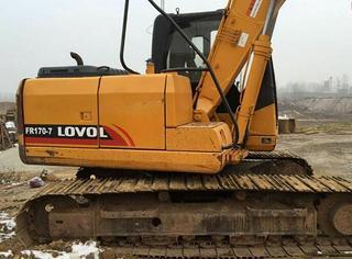 雷沃重工FR170-7挖掘机