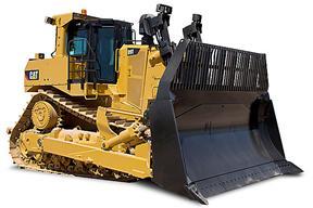 卡特彼勒 D9T-WH垃圾处理 推土机图片