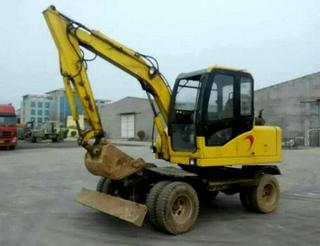 沃尔华DLS860-9挖掘机