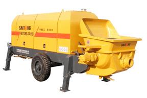 赛通重工 HBTS80-13-110 拖泵