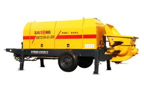 赛通重工 HBTS100-21-220 拖泵