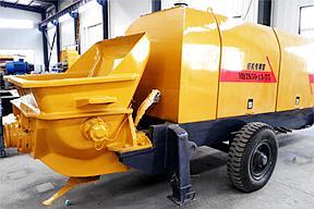 赛通重工 HBTS50-13-75桩机专用 拖泵