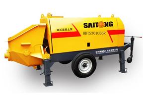 赛通重工 HBTS30-10-56R细石混凝土 拖泵